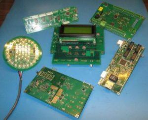 PC board assortment
